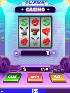 Mobile game Playboy Casino - screenshots. Gameplay Playboy Casino.