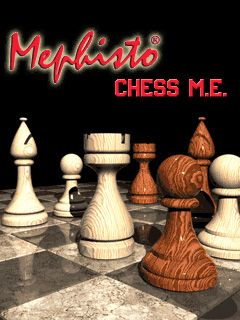 Download free Mephisto Chess M.E. - java game for mobile phone. Download Mephisto Chess M.E.