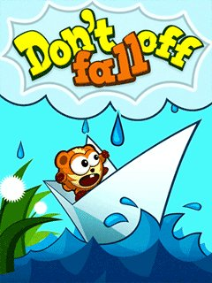 Don't Fall Off