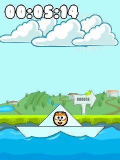 Download free game for mobile phone: Don't Fall Off - download mobile games for free.