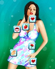 Download free game for mobile phone: Sехy Girls 2008 - download mobile games for free.