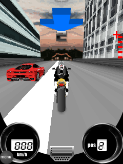 Mobile game Sportbikes Unlimited 3D - screenshots. Gameplay Sportbikes Unlimited 3D.