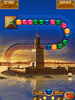 Download free game for mobile phone: Loop Quest: Ancient Egypt - download mobile games for free.