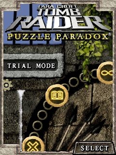 Download free mobile game: Tomb Raider: Puzzle Paradox - download free games for mobile phone.