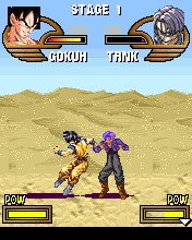free dragon ball z fighting games