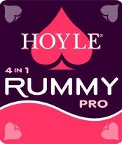Hoyle Rummy 4 in 1 Pro