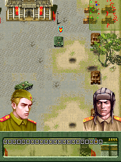 Download free game for mobile phone: Super Tankedaizhan 2 - download mobile games for free.