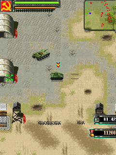 Mobile game Super Tankedaizhan 2 - screenshots. Gameplay Super Tankedaizhan 2.