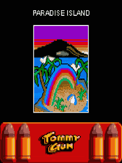 Download free game for mobile phone: Tommy Gun - download mobile games for free.
