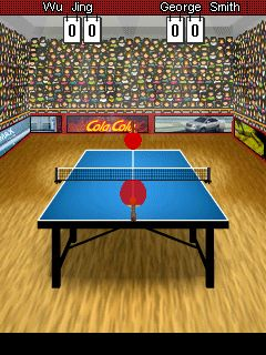 Download free game for mobile phone: Ping Pong Champion - download mobile games for free.