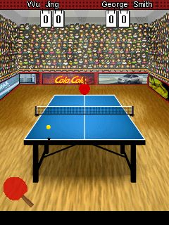 Mobile game Ping Pong Champion - screenshots. Gameplay Ping Pong Champion.