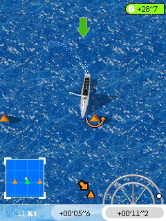 Download free mobile game: Americas Cup Racer - download free games for mobile phone.