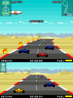 Download free game for mobile phone: Pitstop - download mobile games for free.