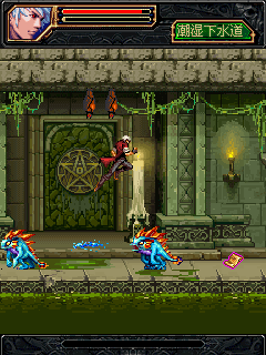 Mobile game Castlevania: Dungeon - screenshots. Gameplay Castlevania: Dungeon.