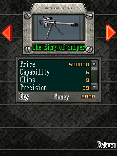 Download free mobile game: CS Sniper - download free games for mobile phone.