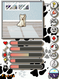 Download free mobile game: Mobidogs - download free games for mobile phone.