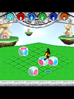 Mobile game Magical Dice - screenshots. Gameplay Magical Dice.