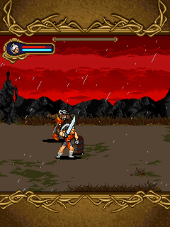 Download free game for mobile phone: Swords of Fury - download mobile games for free.