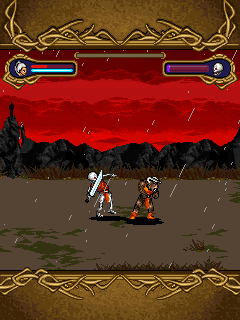 Mobile game Swords of Fury - screenshots. Gameplay Swords of Fury.