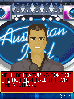 Download free mobile game: Australian Idol - download free games for mobile phone.
