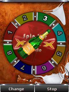 Download free mobile game: Spin The XXX Bottle 4 - download free games for mobile phone.
