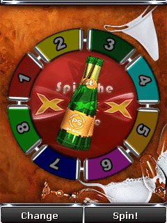Mobile game Spin The XXX Bottle 4 - screenshots. Gameplay Spin The XXX Bottle 4.