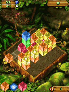 Mobile game Cubies 2 - screenshots. Gameplay Cubies 2.