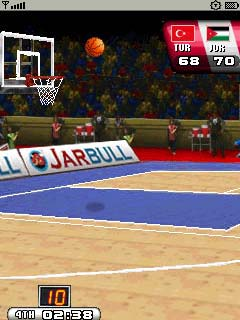 Mobile game World Basketball Champions - screenshots. Gameplay World Basketball Champions.