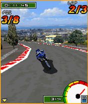 Download free game for mobile phone: GP Bikes 3D - download mobile games for free.