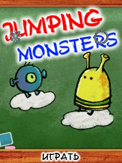 Jumping Monsters