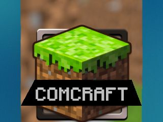 Download free Comcraft Pocket Edition - java game for mobile phone. Download Comcraft Pocket Edition