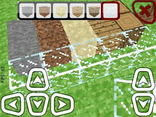 Download free game for mobile phone: Comcraft Pocket Edition - download mobile games for free.