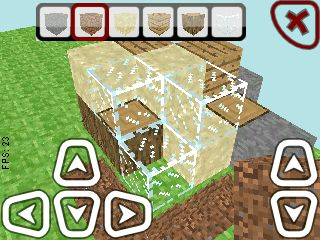 Mobile game Comcraft Pocket Edition - screenshots. Gameplay Comcraft Pocket Edition.