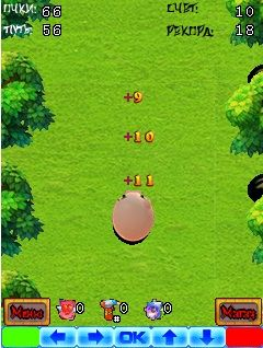 Mobile game Pig Shot - screenshots. Gameplay Pig Shot.