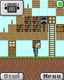 Mobile game JavaCraft - screenshots. Gameplay JavaCraft.