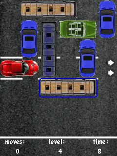 Download free game for mobile phone: Parking - download mobile games for free.