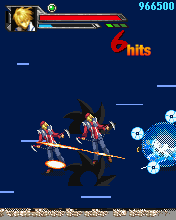 Download free game for mobile phone: Guilty Gear X mobile - download mobile games for free.
