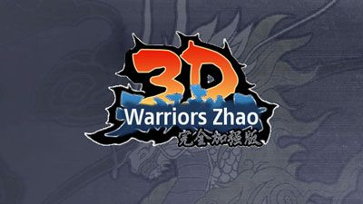 Warriors Zhao 3D