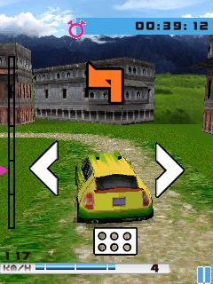 Mobile game Championship Rally 2012 - screenshots. Gameplay Championship Rally 2012.