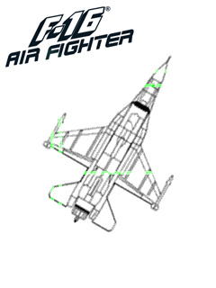 F-16 Air Fighter