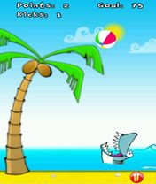 Download free mobile game: Extreme Football Tricks - download free games for mobile phone.