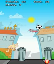 Mobile game Extreme Football Tricks - screenshots. Gameplay Extreme Football Tricks.