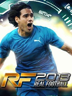 Download free Real Football 2013 - java game for mobile phone. Download Real Football 2013