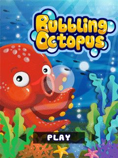 Bubbling Octopus