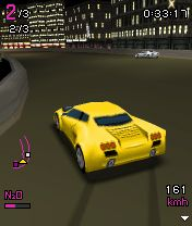 Jeu mobile Dévance! 2: les Nuits Importantes - captures d'écran. Gameplay Juiced 2: Hot Import Nights.