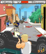 Download free mobile game: Hero in The City of Doom - download free games for mobile phone.