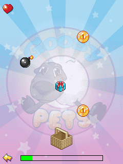 Mobile game Goosy pets: Sheep - screenshots. Gameplay Goosy pets: Sheep.
