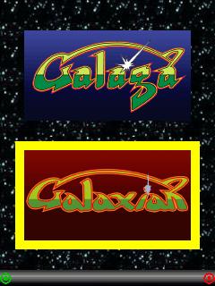 galaxian java