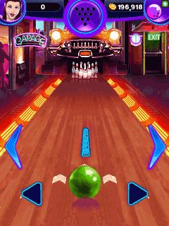 Download free game for mobile phone: Midnight Bowling 3 - download mobile games for free.