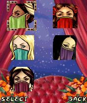 Download free mobile game: Harem Monkey - download free games for mobile phone.